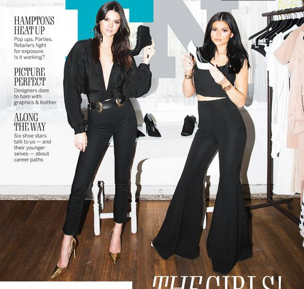 Stylish Sisters! Kendall and Kylie Jenner Launch Contemporary Line