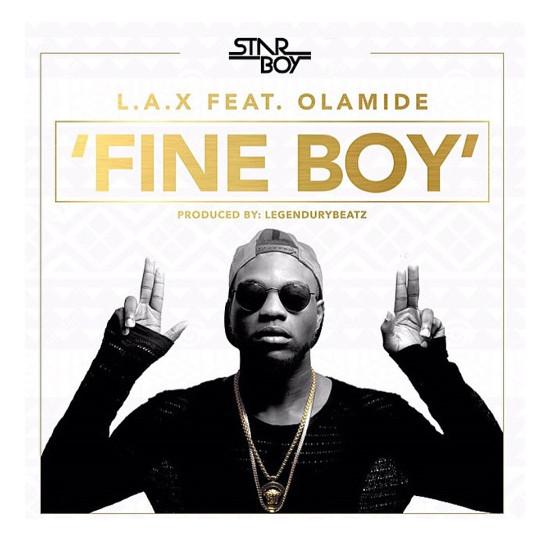 L.A.X feat. Olamide - Fine Boy - BellaNaija - July - 2015
