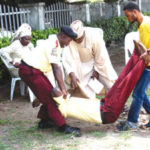 LASTMA Official Collapses BellaNaija