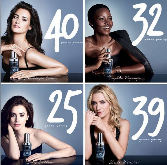 Lancome Advanced Genifique Campaign - BellaNaija - July2015004