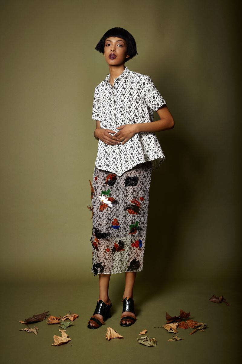 Lisa Folawiyo Autumn Winter 2015 - Bellanaija - July2015001