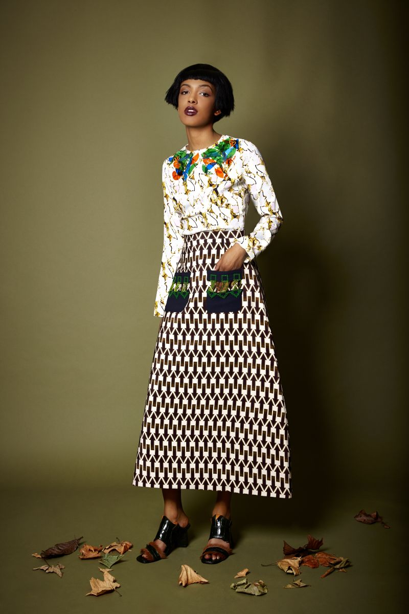 Lisa Folawiyo Autumn Winter 2015 - Bellanaija - July2015002
