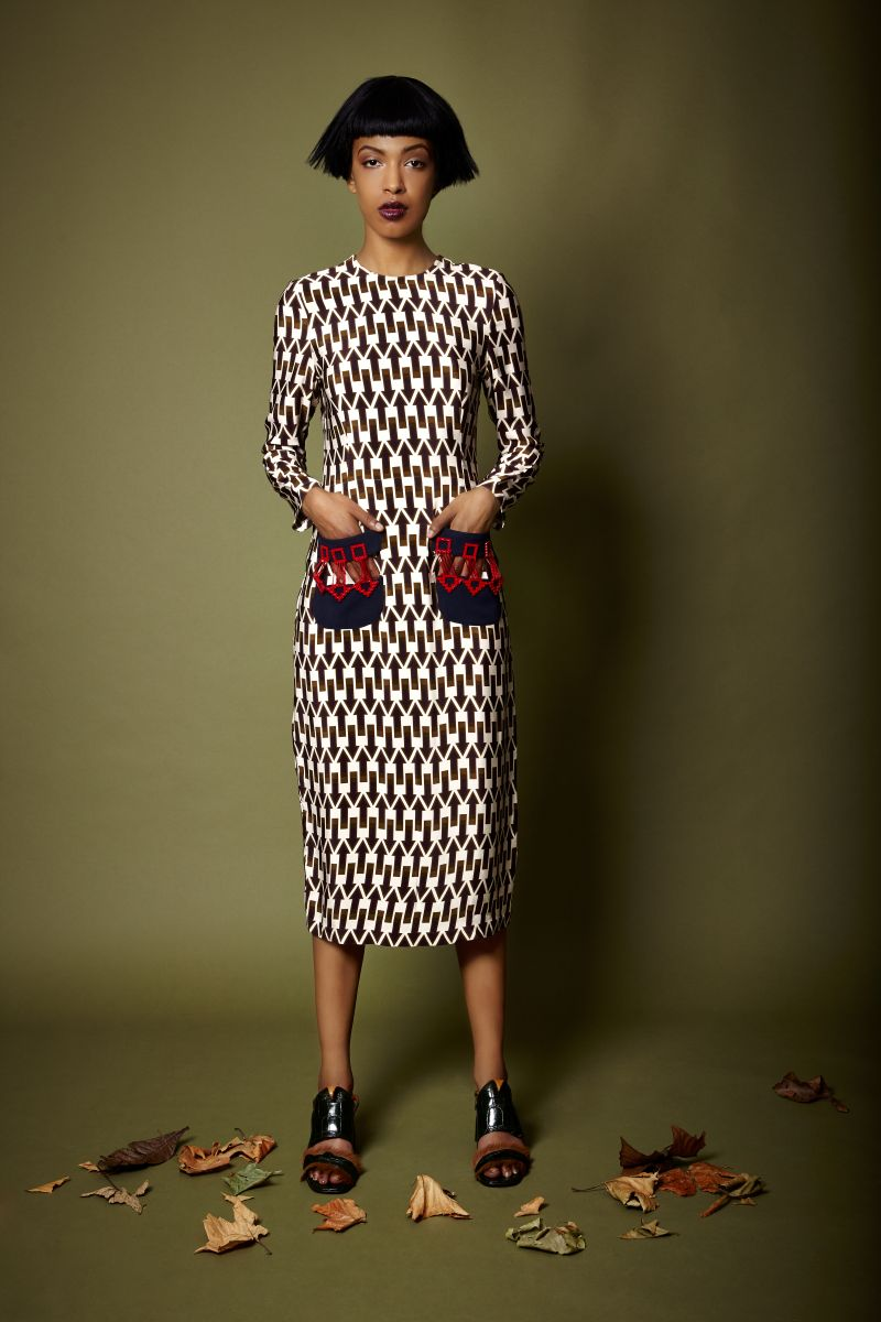 Lisa Folawiyo Autumn Winter 2015 - Bellanaija - July2015003