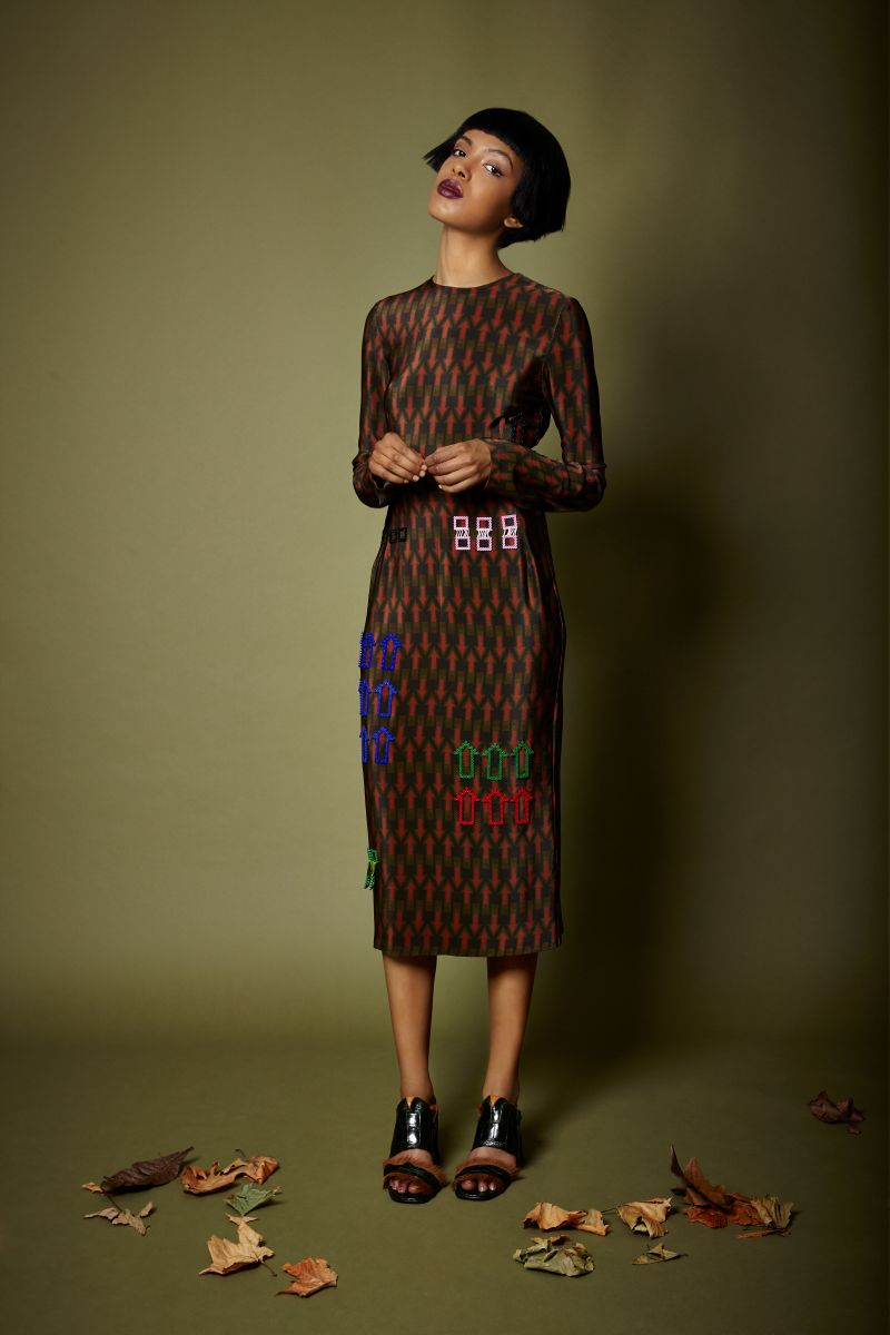 Lisa Folawiyo Autumn Winter 2015 - Bellanaija - July2015004