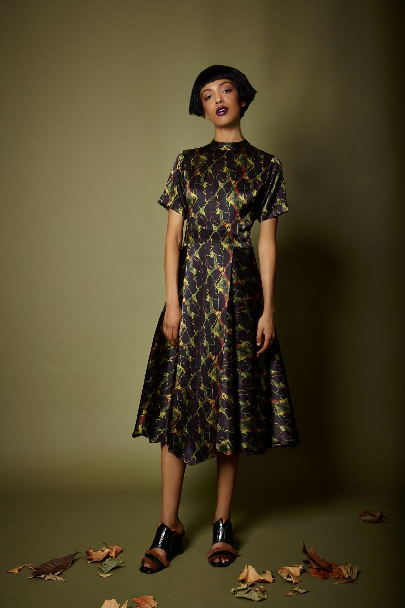 Lisa Folawiyo Autumn Winter 2015 - Bellanaija - July2015005