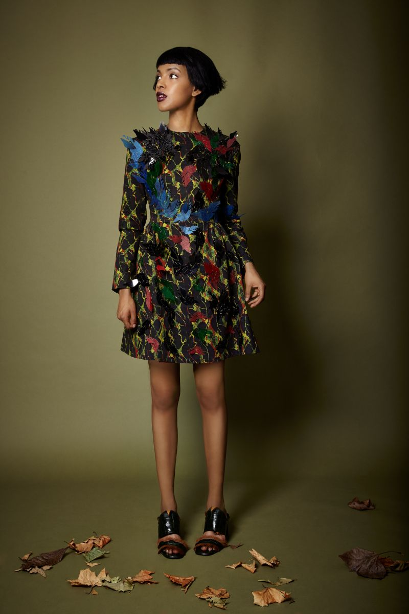 Lisa Folawiyo Autumn Winter 2015 - Bellanaija - July2015009