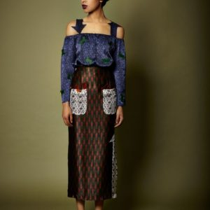 Lisa Folawiyo Autumn Winter 2015 - Bellanaija - July2015010