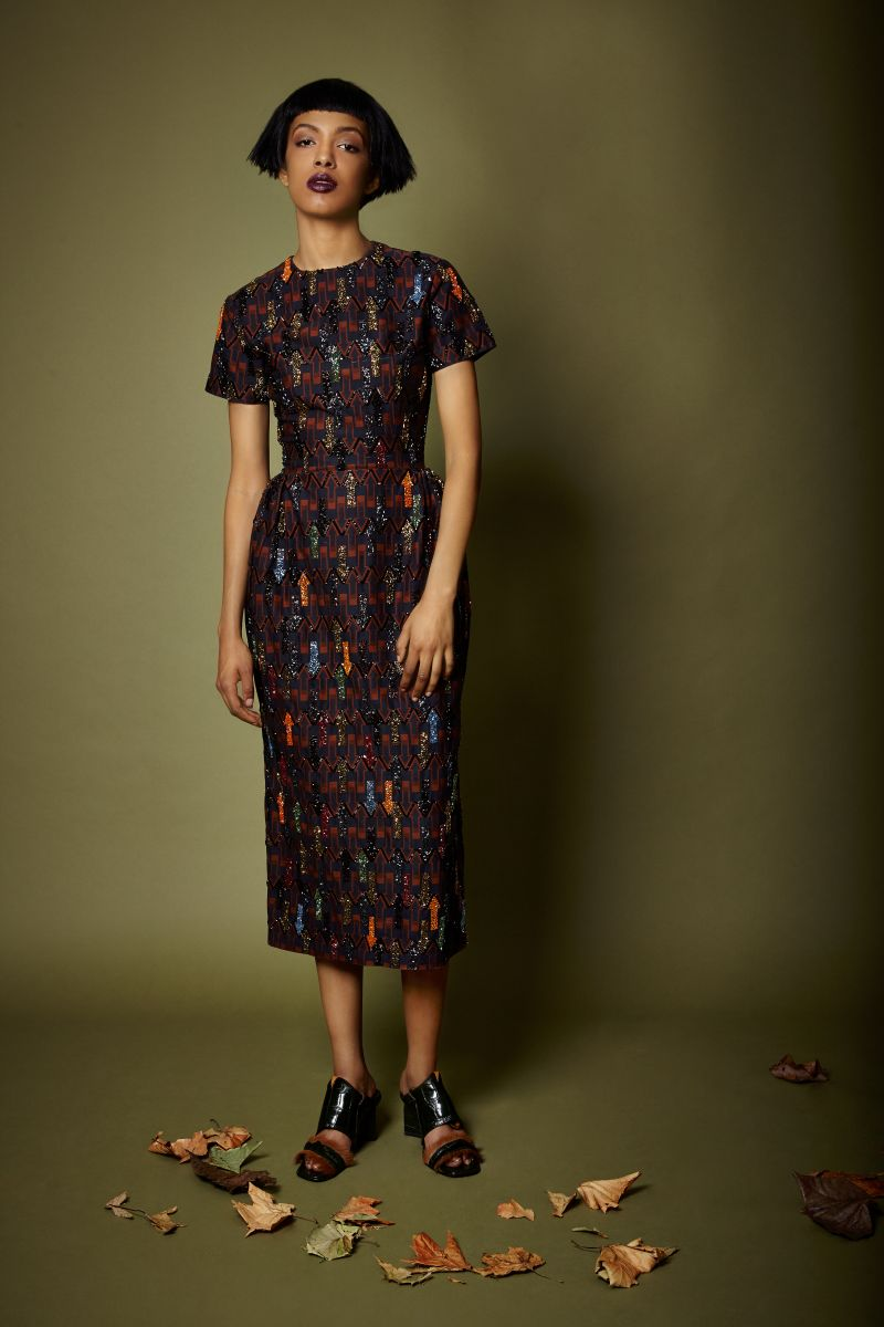 Lisa Folawiyo Autumn Winter 2015 - Bellanaija - July2015013