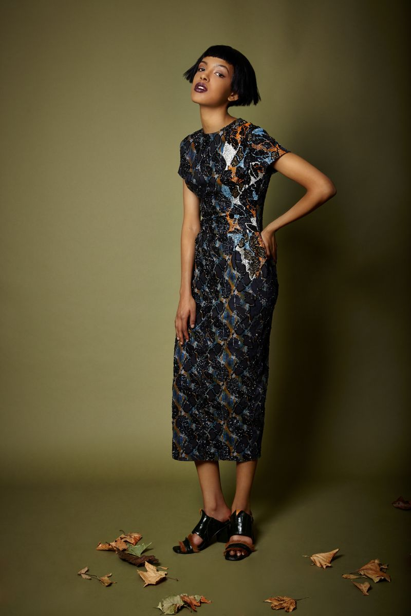 Lisa Folawiyo Autumn Winter 2015 - Bellanaija - July2015014