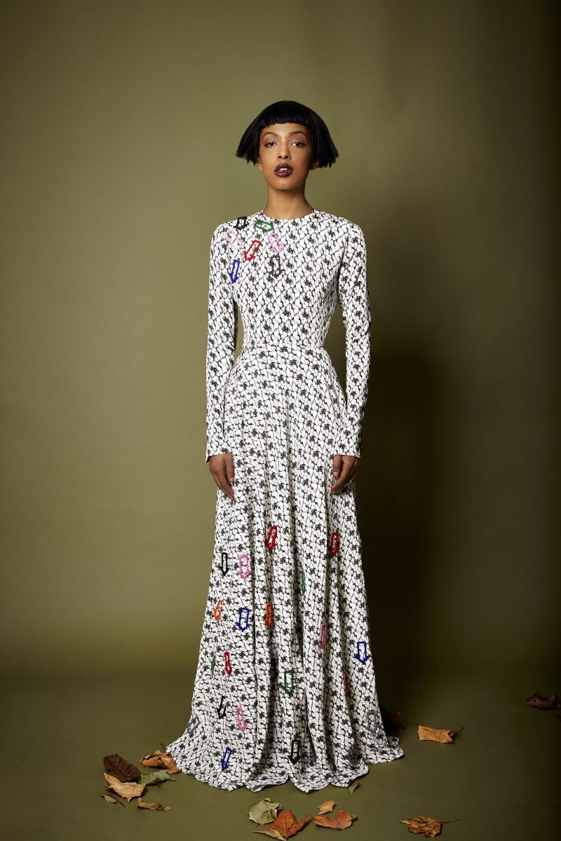 Lisa Folawiyo Autumn Winter 2015 - Bellanaija - July2015015