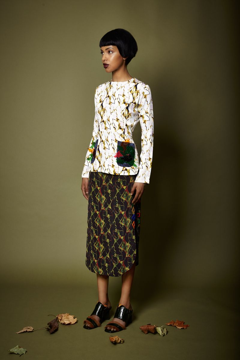 Lisa Folawiyo Autumn Winter 2015 - Bellanaija - July2015016
