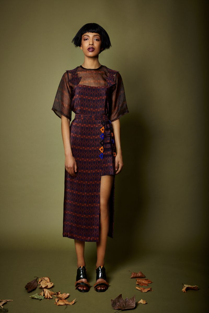 Lisa Folawiyo Autumn Winter 2015 - Bellanaija - July2015020