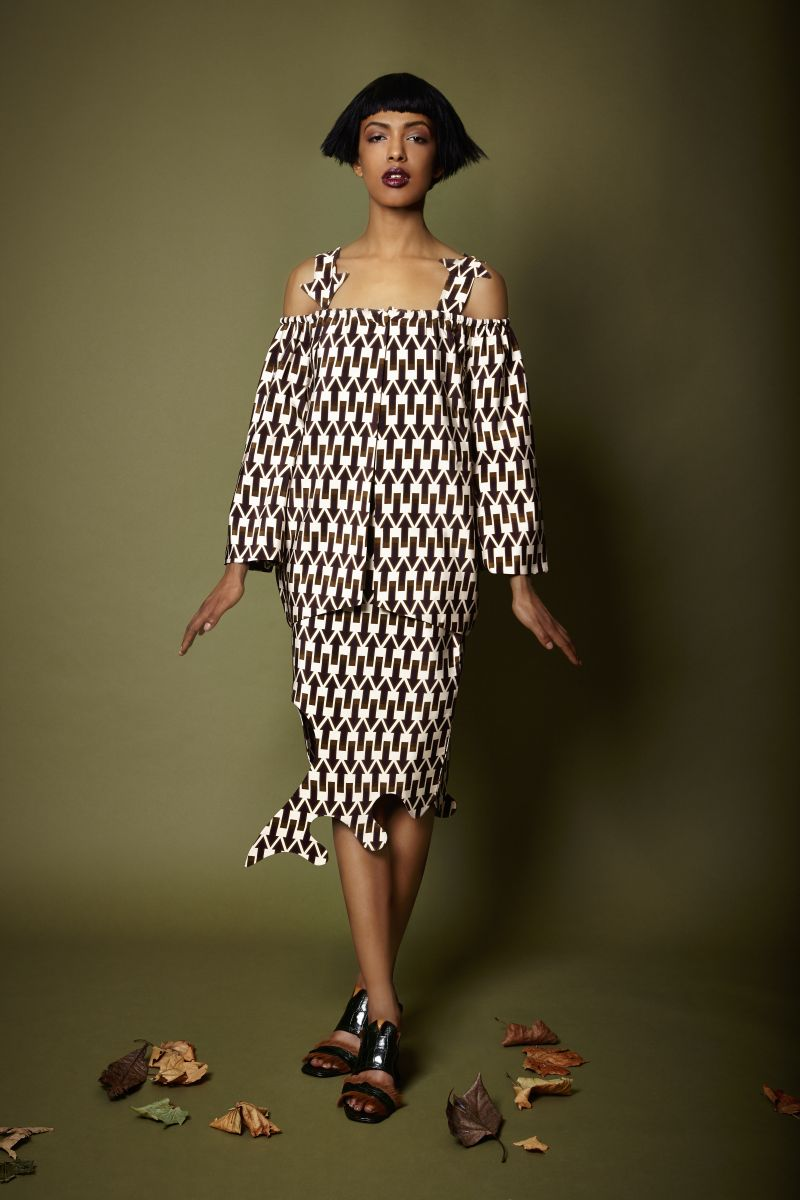 Lisa Folawiyo Autumn Winter 2015 - Bellanaija - July2015021