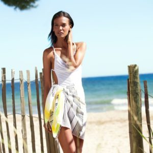 Liya Kebede for THE OUTNET High Summer Collection - Bellanaija - June2015001