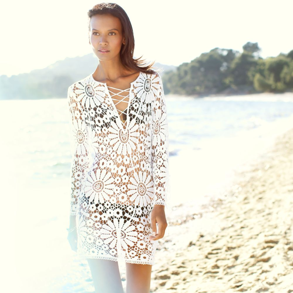 Liya Kebede for THE OUTNET High Summer Collection - Bellanaija - June2015002