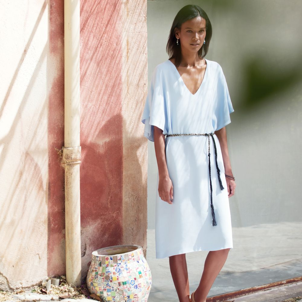 Liya Kebede for THE OUTNET High Summer Collection - Bellanaija - June2015011