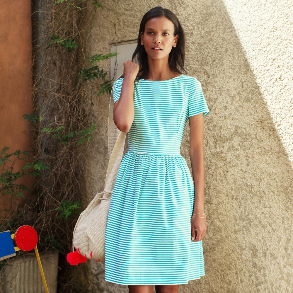 Liya Kebede for THE OUTNET High Summer Collection - Bellanaija - June2015012