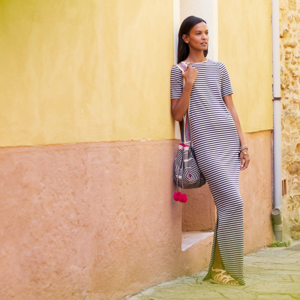 Liya Kebede for THE OUTNET High Summer Collection - Bellanaija - June2015013