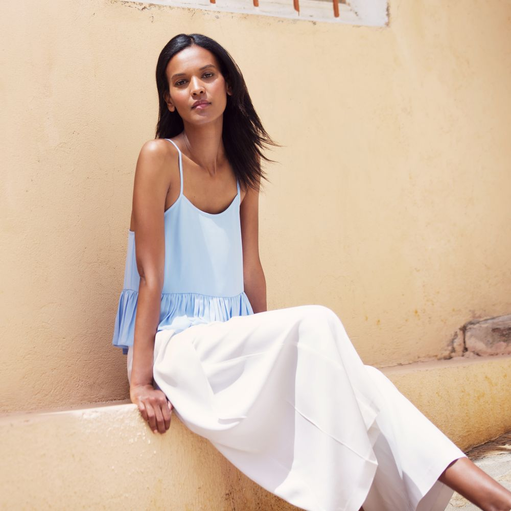 Liya Kebede for THE OUTNET High Summer Collection - Bellanaija - June2015015