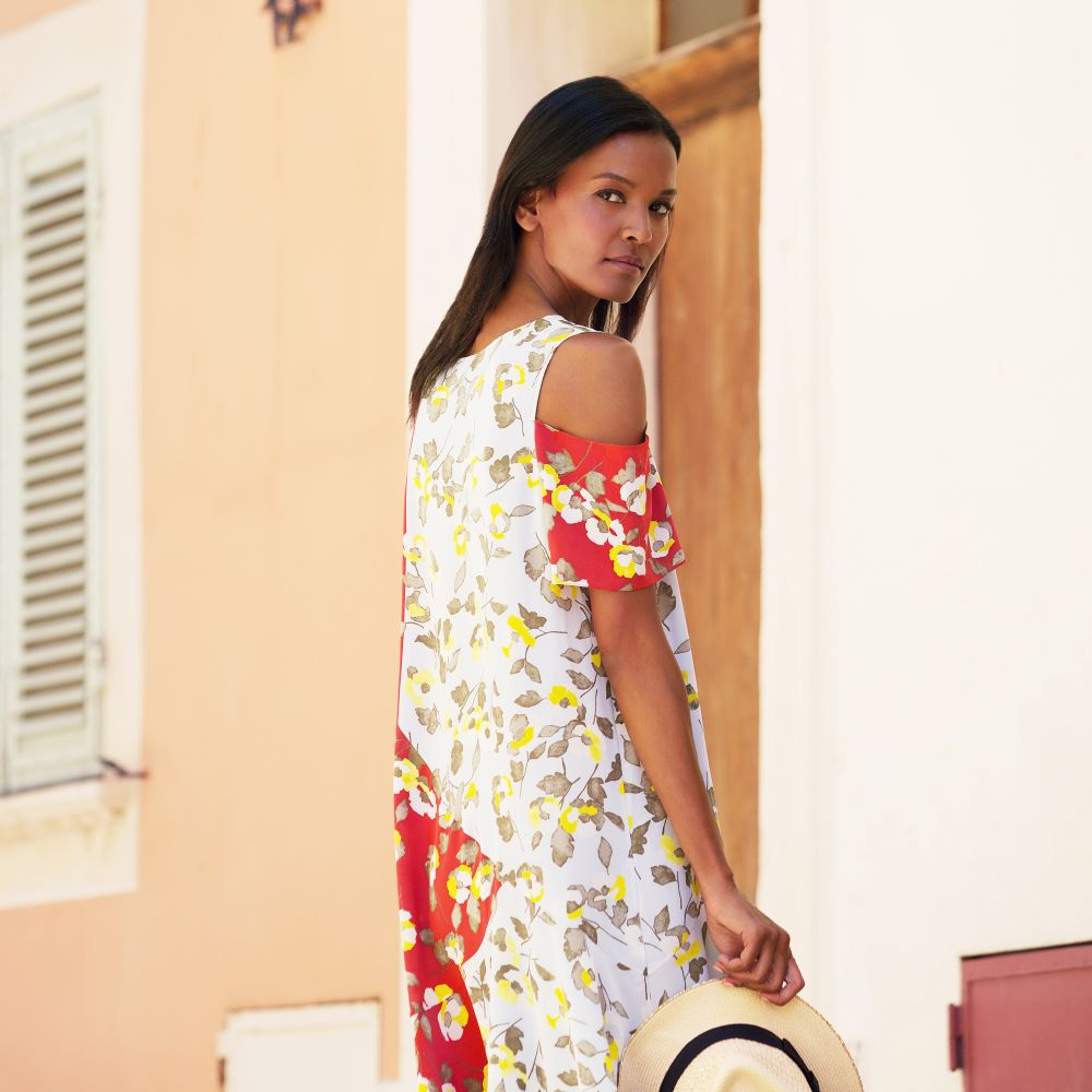 Liya Kebede for THE OUTNET High Summer Collection - Bellanaija - June2015016