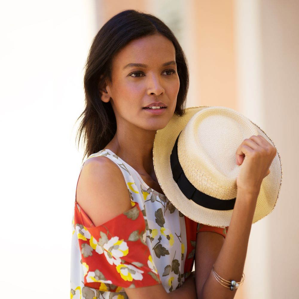 Liya Kebede for THE OUTNET High Summer Collection - Bellanaija - June2015017
