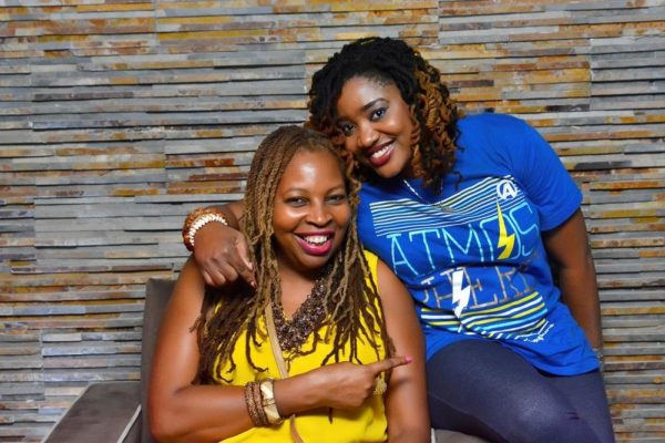 Ngozi Omambala (Managing Director, LoudNProudLive) & May