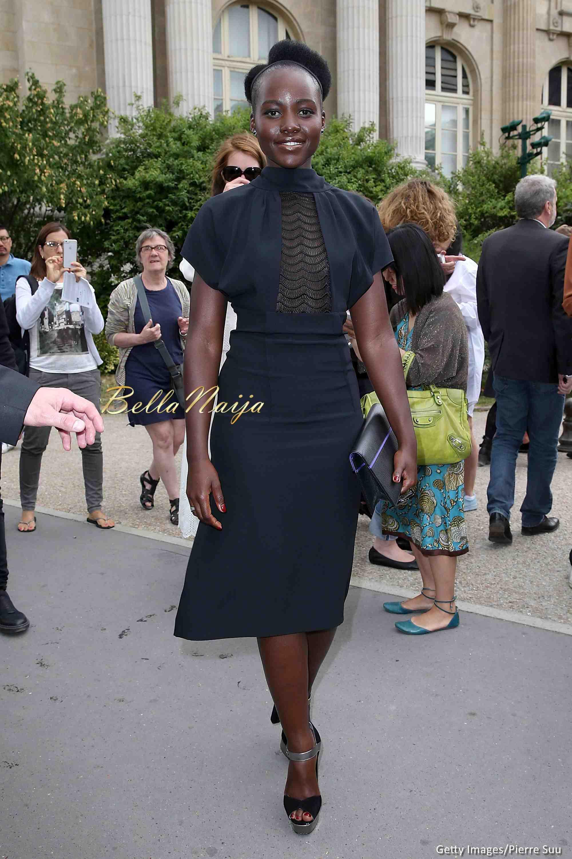 She's Back! Fashion It Girl Lupita Nyong'o at Paris ...