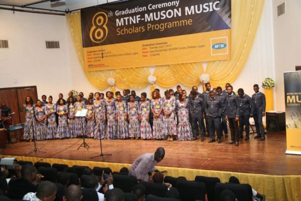 MTNF-MUSON Music Scholars Graduation  - BellaNaija - July - 2015023