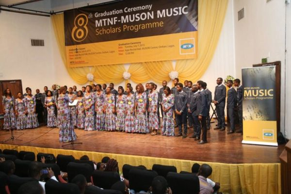 MTNF-MUSON Music Scholars Graduation  - BellaNaija - July - 2015024