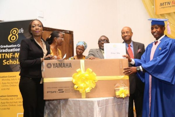 MTNF-MUSON Music Scholars Graduation  - BellaNaija - July - 2015034