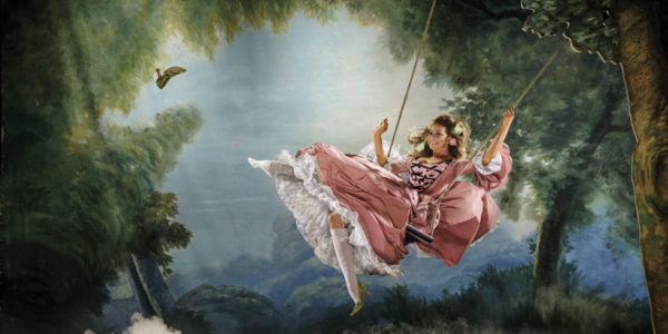 Mariah Carey as Marie Antionette