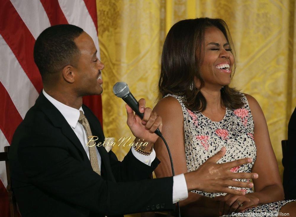 Michelle Obama Hosts 2015 Beating the Odds Summit - Bellanaija - July2015002