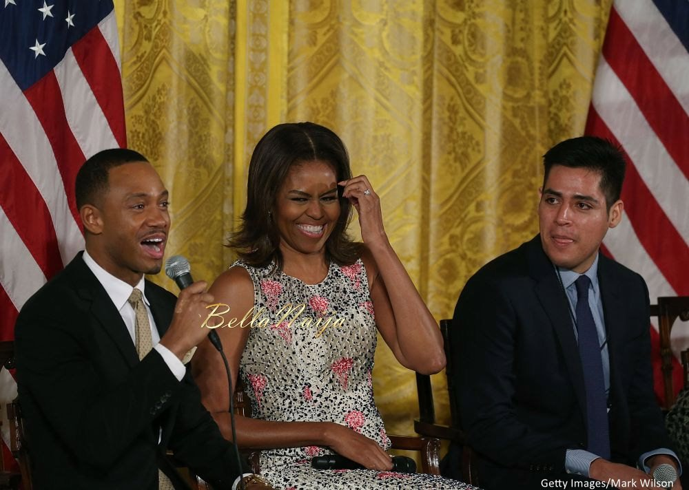 Michelle Obama Hosts 2015 Beating the Odds Summit - Bellanaija - July2015003