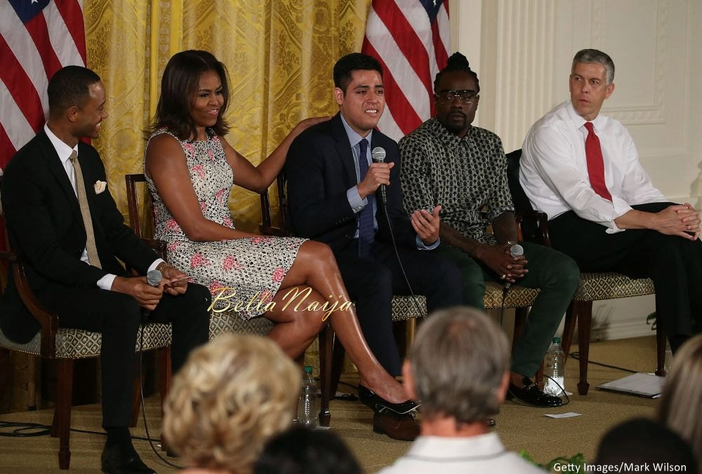 Michelle Obama Hosts 2015 Beating the Odds Summit - Bellanaija - July2015004