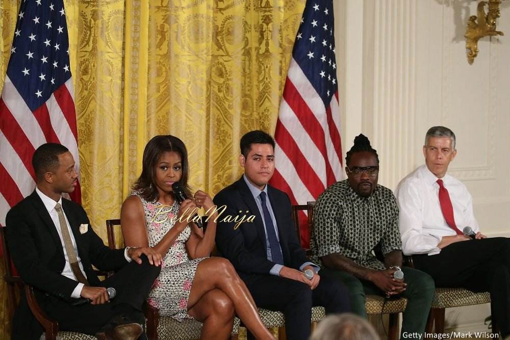 Michelle Obama Hosts 2015 Beating the Odds Summit - Bellanaija - July2015005