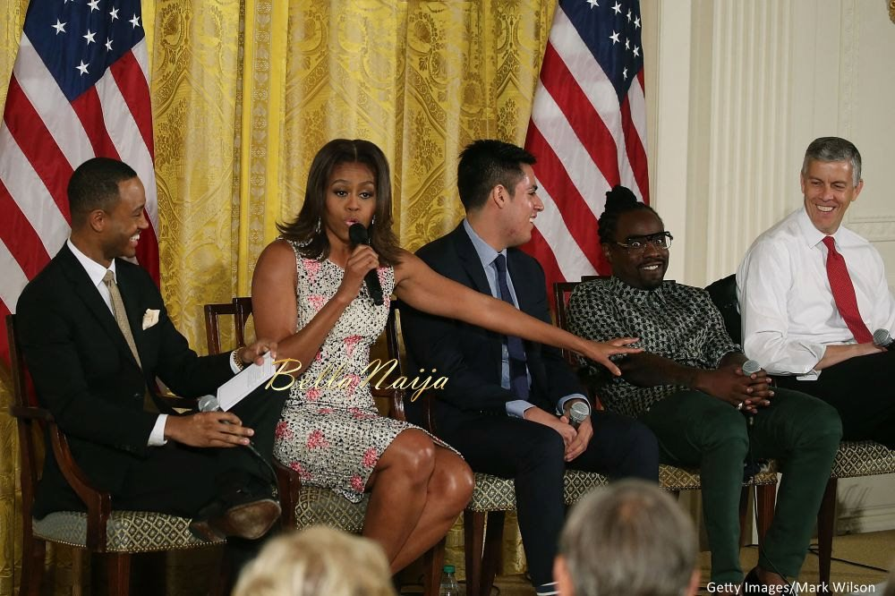 Michelle Obama Hosts 2015 Beating the Odds Summit - Bellanaija - July2015007