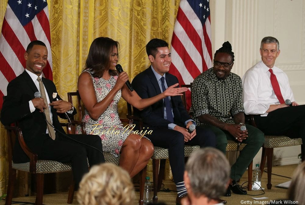 Michelle Obama Hosts 2015 Beating the Odds Summit - Bellanaija - July2015008