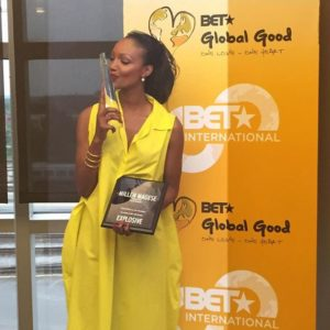 Millen Magese BET Global Good Award - BellaNaija - July2015