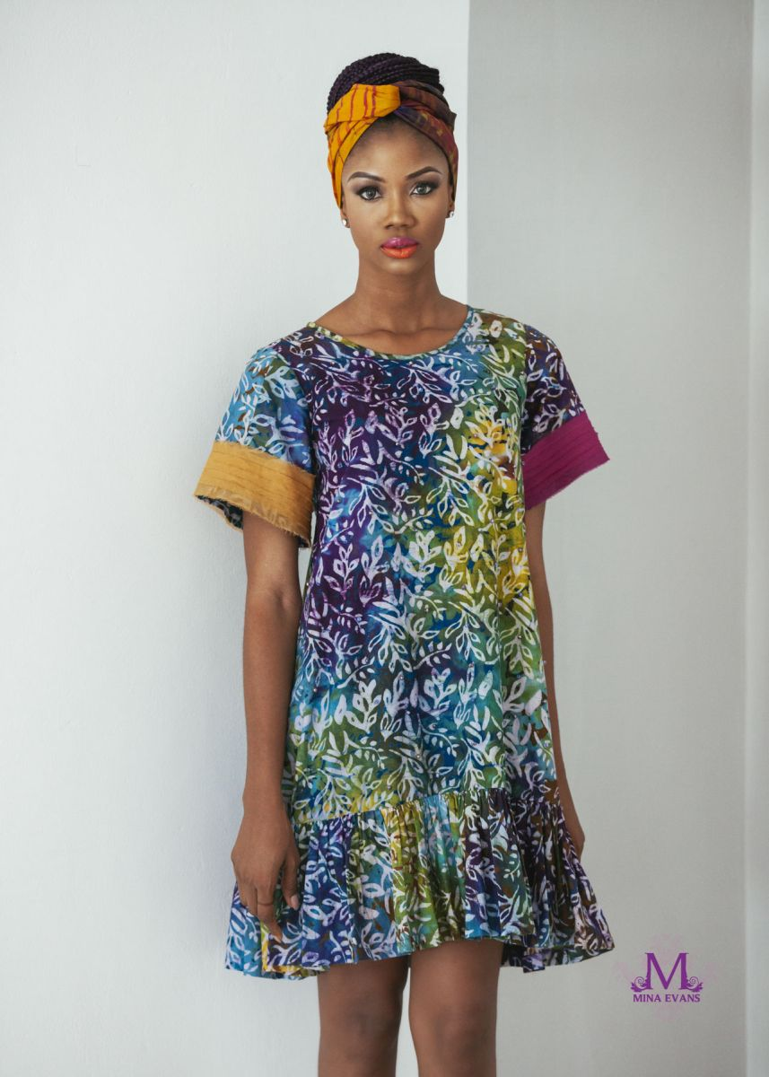 Mina Evans Spring Summer 2015 Collection Lookbook - Bellanaija - July2015007