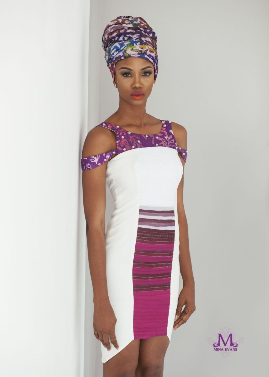 Mina Evans Spring Summer 2015 Collection Lookbook - Bellanaija - July2015011