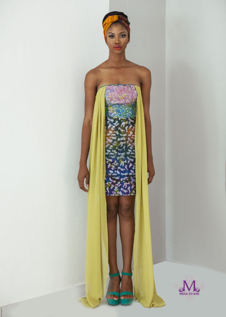 Mina Evans Spring Summer 2015 Collection Lookbook - Bellanaija - July2015014