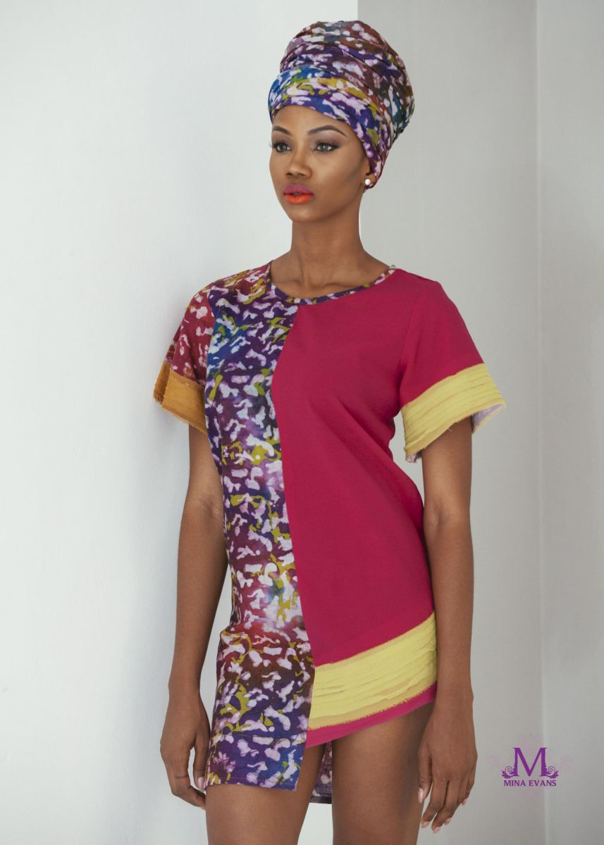 Mina Evans Spring Summer 2015 Collection Lookbook - Bellanaija - July2015020