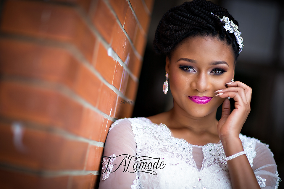 50 Wedding Hairstyles For Nigerian Brides And Black: Striking Natural Hair Looks For The 2015 Bride!