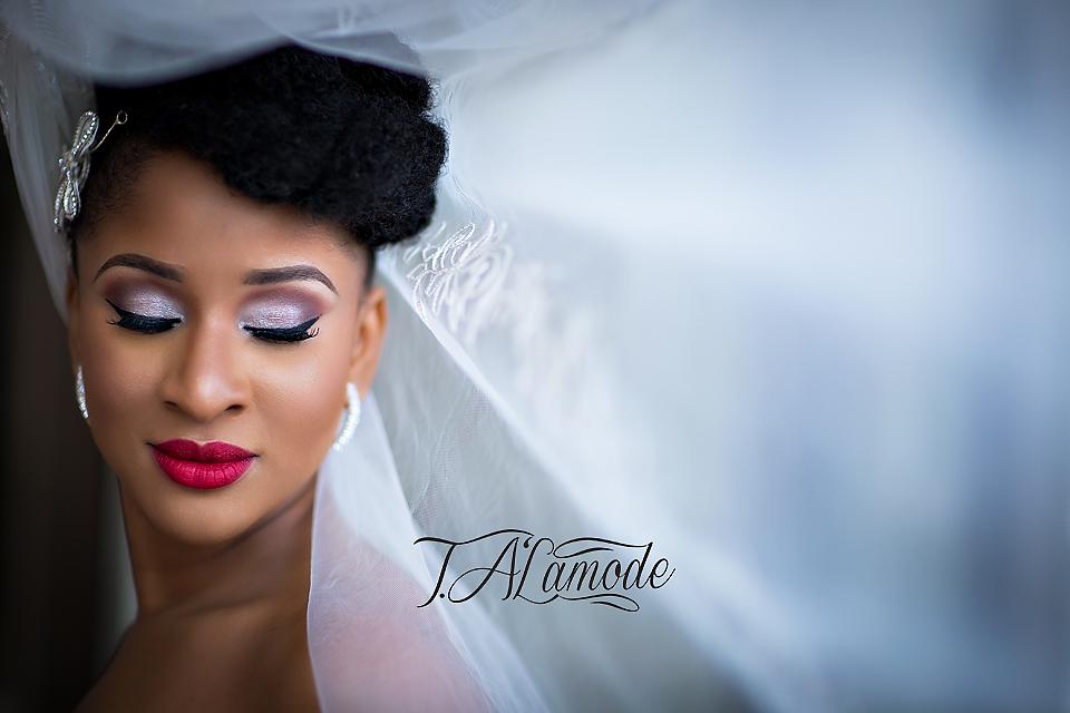 Nigerian Bridal Natural Hair and Makeup Shoot - Black Bride - BellaNaija 2015 10