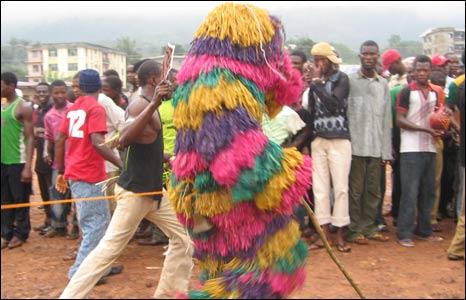 Nnewi Masquerade