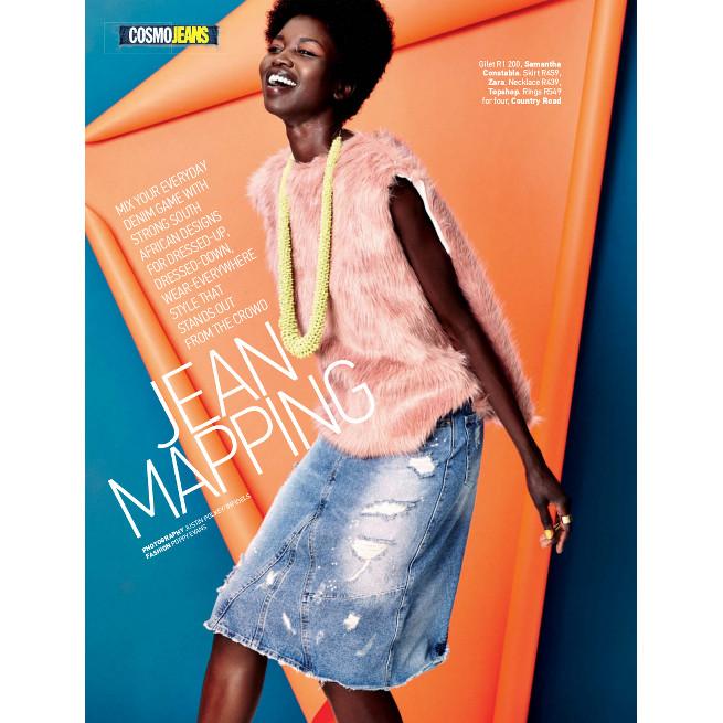 Nykhor Paul & Adeola Ariyo for Cosmopolitan Magazine South Africa - BellaNaija - July2015007