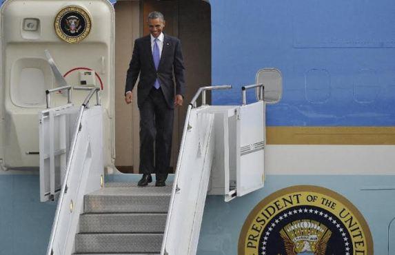 Obama in Ethiopia 0