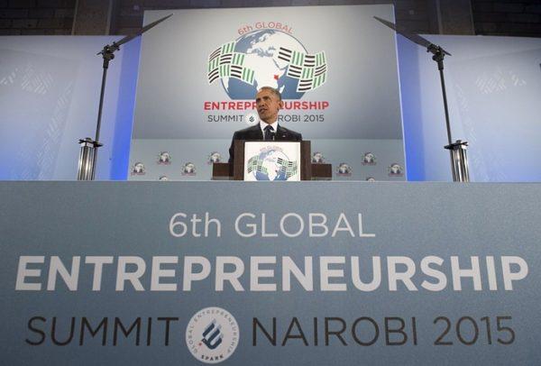Obama in Kenya 7