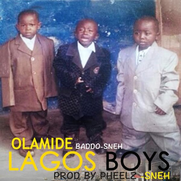 Olamide - Lagos Boys - BellaNaija - July - 2015