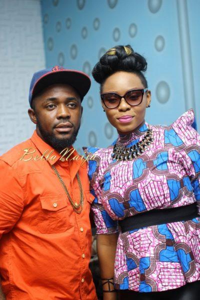 Geoffrey Orji & Yemi Alade